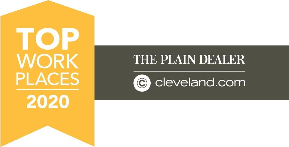 Top work places 2020 - The Plain Dealer